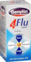 BENYLIN 4-FLU Liquid - 200ml