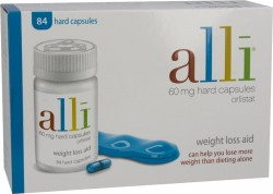 ALLI Weight Loss 60mg - 84 Capsules