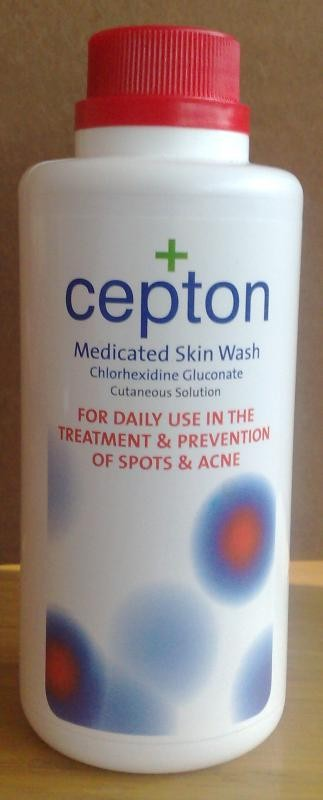CEPTON Medicated Skin Wash - 150 Ml