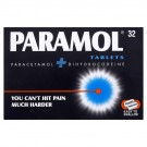 PARAMOL - 32 Tablets *Please note - we can only dispatch 1 codeine item per order*