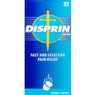 DISPRIN Tablets - 32 Pack