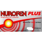 NUROFEN PLUS - 24 Tablets