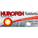 NUROFEN Tablets 200mg - 12 pack