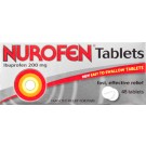 NUROFEN Tablets 200mg - 48 pack