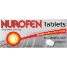 NUROFEN Tablets 200mg - 24 pack