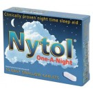 NYTOL Tablets One-a-Night 50mg - 16 Pack