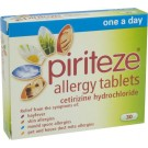PIRITEZE Allergy One-A-Day - 30 Tablets