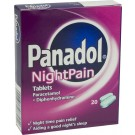 PANADOL Night Pain - 20 Tablets