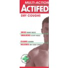 ACTIFED Multi Action Dry  Cough - 100ml