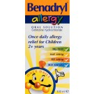 BENADRYL Allergy Solution Relief 1mg/ml- 100ml