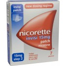 NICORETTE Invisi Patch 15mg - 7 Pack