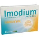 IMODIUM Classic - 8 Capsules
