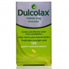 DULCOLAX Laxative - 100 Tablets