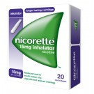 NICORETTE Inhalator 15mg - 20 Cartridges