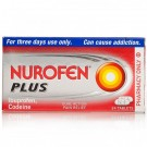 NUROFEN Plus - 12 Tablets *Please note - we can only dispatch up to 2 codeine items per order*