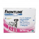 Frontline Spot on for Large Dogs - 6 Pipettes