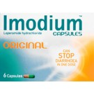IMODIUM - Classic Capsules 2mg - 6 Pack