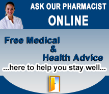ask our pharnacist online