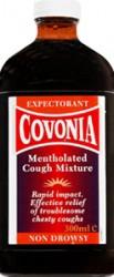 COVONIA Menthol Cough Mixture Expectorant 300ml