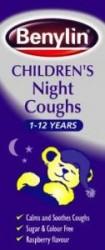 BENYLIN Children's Night Cough - 125ml