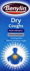 BENYLIN Dry Cough non-drowsy 150ml