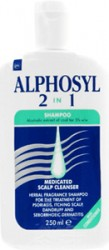 ALPHOSYL Shampoo 2 In 1 - 250ml