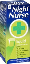 NIGHT NURSE Liquid - 160ml