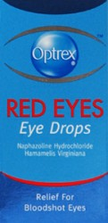 OPTREX Bloodshot Eye Drops - 10ml
