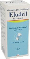 ELUDRIL Mouthwash - 90ml