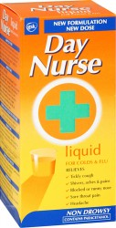 DAY NURSE Liquid - 240ml