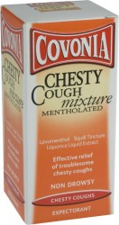 COVONIA Menthol Cough Mixture Expectorant 50ml