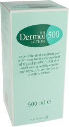 DERMOL Lotion - 500ml