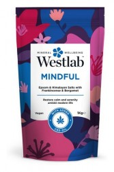 Westlab Mindful Bathing Salts 1kg
