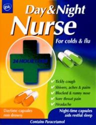 DAY & NIGHT Nurse - 24 Capsules