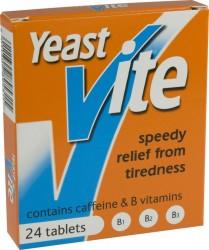 YEAST-VITE - 24 Tablets