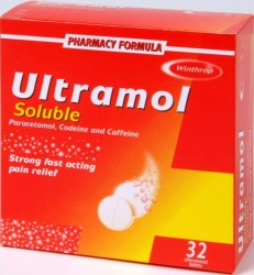 ULTRAMOL Soluble - 32 Tablets