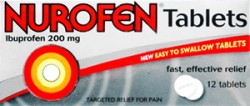 NUROFEN Tablets 200mg - 12 pack