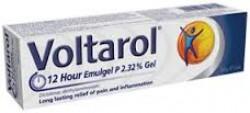 VOLTAROL 12 Hour Emulgel P Gel, Easy Open Cap -100g