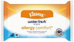 Kleenex Allergy Comfort Waterfresh - 40 Wipes