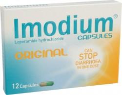 IMODIUM Classic - 12 Capsules