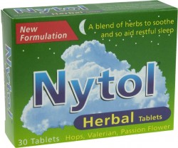NYTOL Herbal Tablets - 30 Pack
