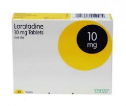 Loratadine 10mg - 30 Tablets