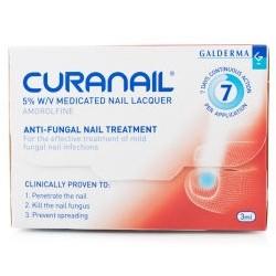 CURANAIL 5% Medicated Nail Lacquer - 3ml
