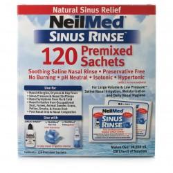 NEILMED Sinus Rinse - 120 Sachets