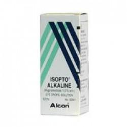 ISOPTO Alkaline Eye Drops Solution 1% - 10ml