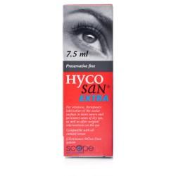 HYCOSAN Extra Eye Drops - 7.5ml