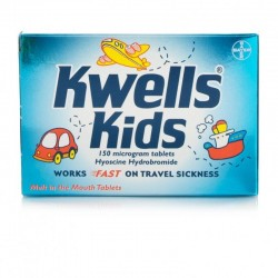 KWELLS For Kids- 12 Tablets