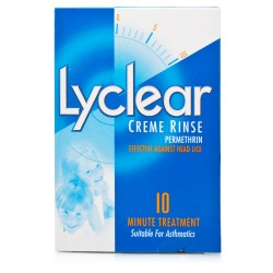 LYCLEAR Creme Rinse - Twin Pack