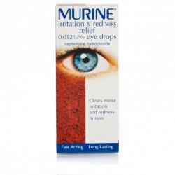 MURINE Irritation & Redness Relief  Eye Drops - 10ml