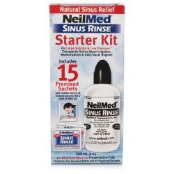NEILMED Sinus Rinse Starter Kit - 15 Sachets